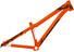 NS Bikes Liar 4X Rahmen flue orange